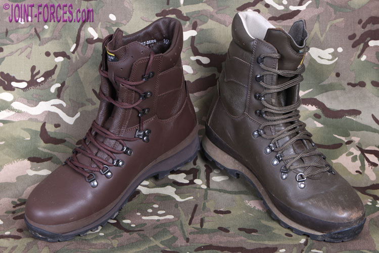 ef4d62ef857 New UK Forces Combat Boot ~ From Alt-Berg - Joint Forces News