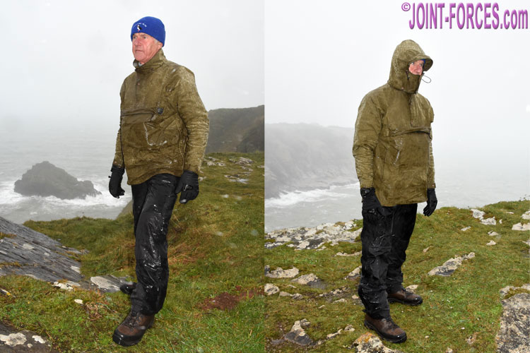 casual shoes order online pick up Keela Alpine Advance Waterproof Over Trousers - Joint Forces ...