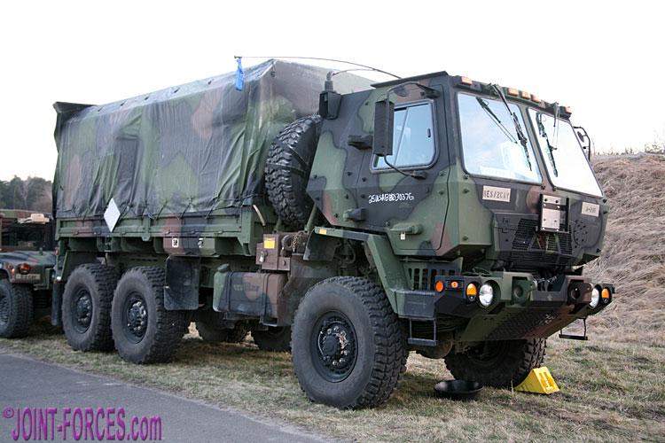 Military Vehicles For Sale Canada >> Oshkosh Awarded $160million FMTV Truck Orders - Joint ...