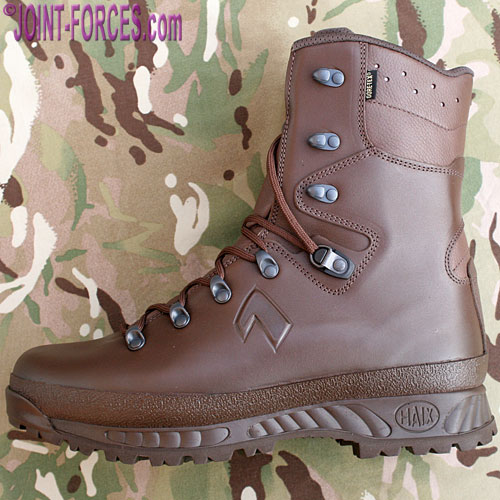HAIX BOOTS COLD FEMALE WET WEATHER BOOTS NEW IN BOX B53 COMBAT BOOTS