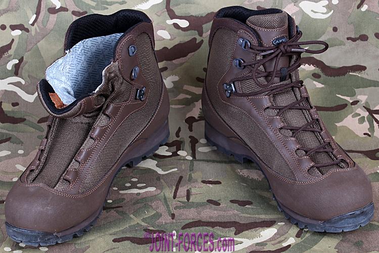 4ce84c3c3d6 New British Forces AKU Pilgrim FG Combat Boot - Joint Forces News