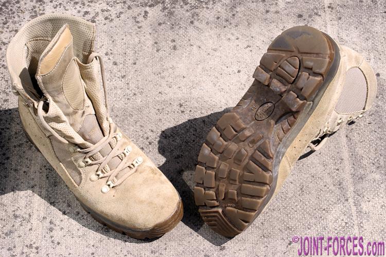 geweldige kwaliteit speciale verkoop gloednieuw Combat Boot Archives 9 ~ MEINDL Desert Fox CHL Boot - Joint ...