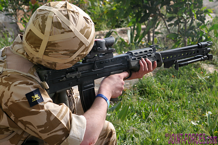 UK Infantry To Lose Minimi, LSW and 60mm - Joint Forces News