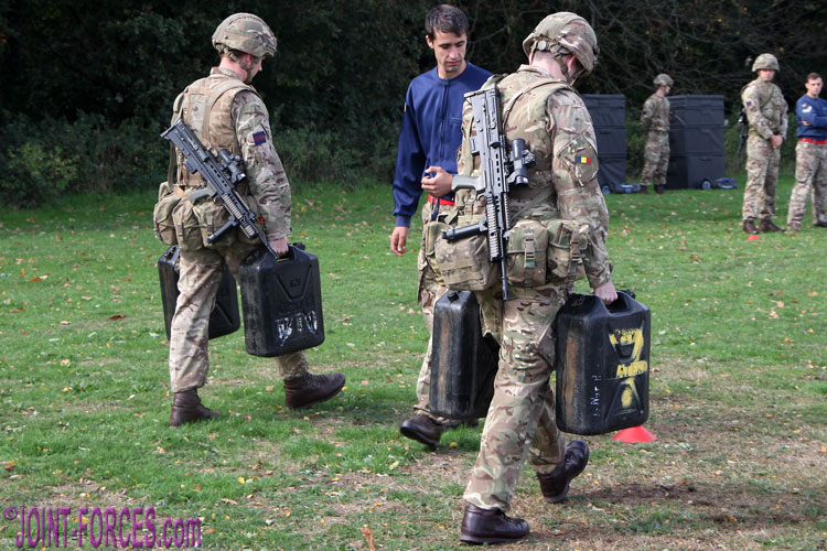 British Army Physical Employment Standards ~ In Detail