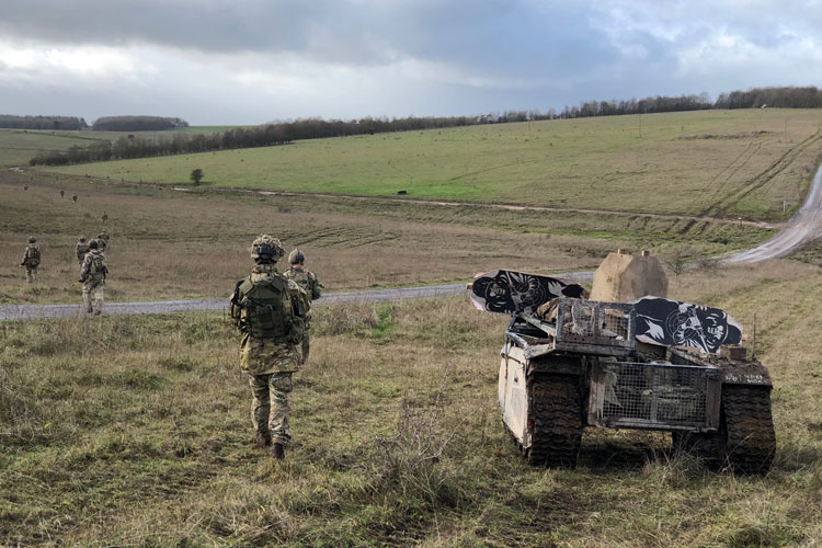 Milrem Robotics UGVs Tested By British Army - Joint Forces News