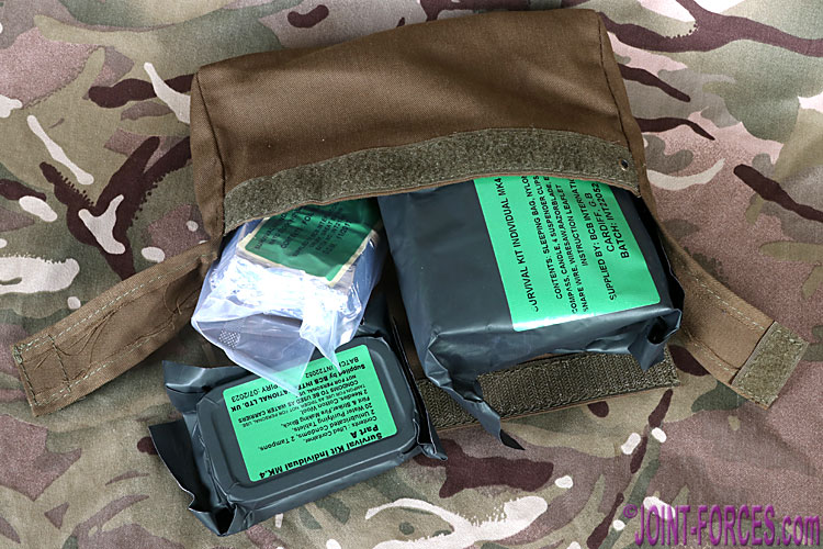 Survival Kit Individual Mk 4 Aircrew