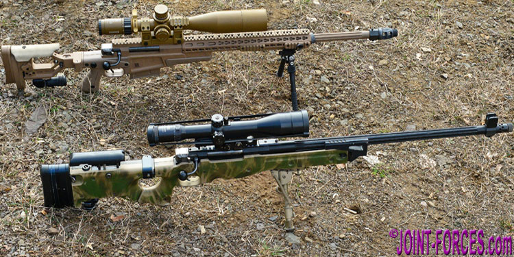 New Scharfschützengewehr G22A2 Sniper Rifle - Joint Forces News
