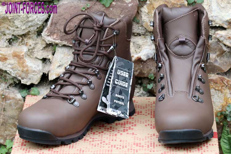 6e7d9be076a UK MoD Patrol Boot ~ By ITURRI - Joint Forces News