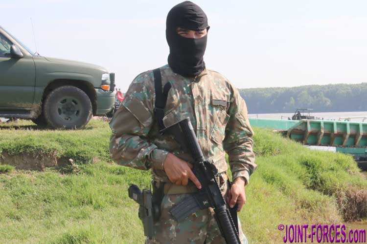 Romanian M2017 Camouflage Patterns - Joint Forces News