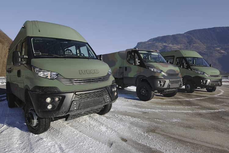 MUV 4x4 ~ Iveco Military Utility Vehicle - Joint Forces News