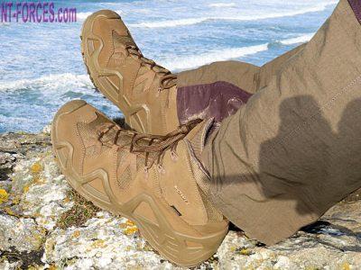 Lowa Zephyr GTX Mid TF Coyote OP Boots