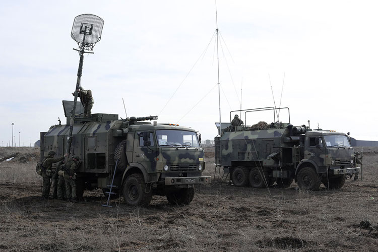 confident reception 2020 russian signals exercise