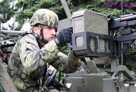 Czech camo issue back pack assault pack vz95 woodland