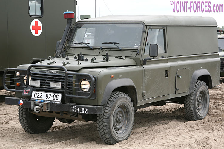 MLR 36 ~ Czech Army Defenders Part 3
