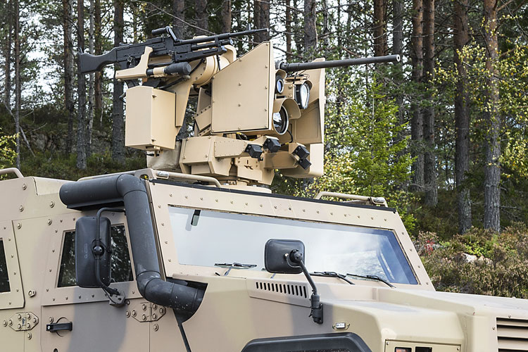 Canadian Army Buys More PROTECTOR RWS - Joint Forces News