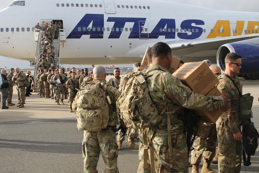 US DoD Activates Civil Reserve Air Fleet | Joint Forces News